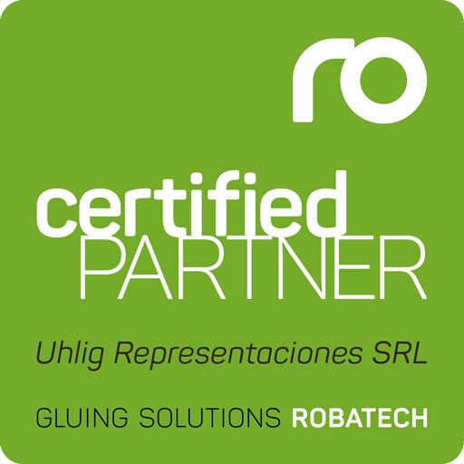 Uhlig Representaciones es socio certificado de Robatech Suiza
